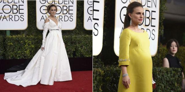 superior quality 5be7f 89fda Golden Globe: gli abiti più belli (e più brutti) delle star ...