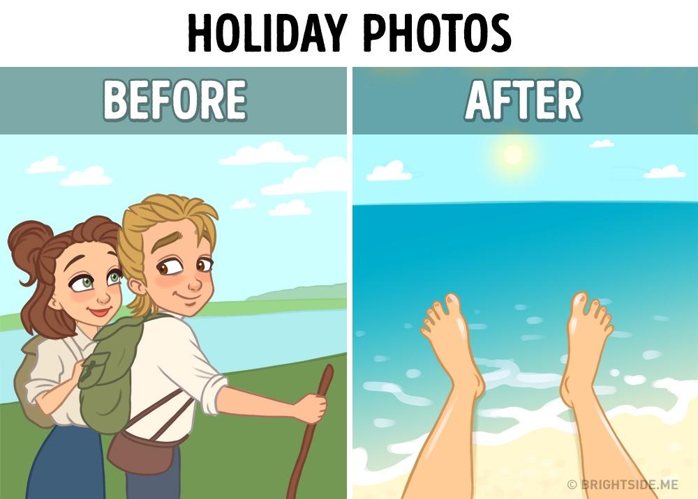 La nostra vita prima e dopo Internet in 10 immagini