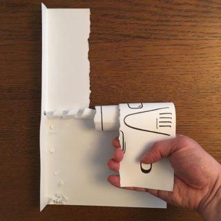 30 disegni 3D che raccontano imprevisti e storie di vita quotidiana