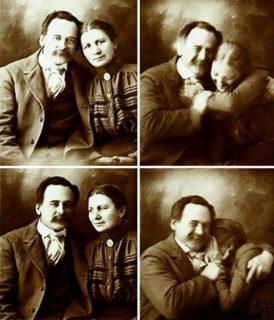 26 dolcissime foto dal passato che vi faranno commuovere