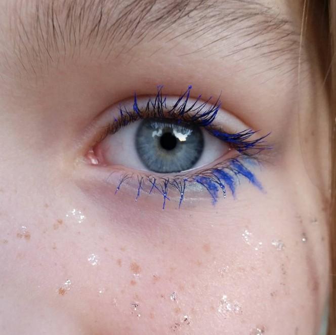 Lentiggi glitter: 15 foto per lasciarti ispirare dal nuovo trend (magari per Carnevale!)