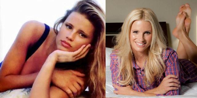 42 immagini (dal 1994 a oggi) per i 42 anni di Michelle Hunziker