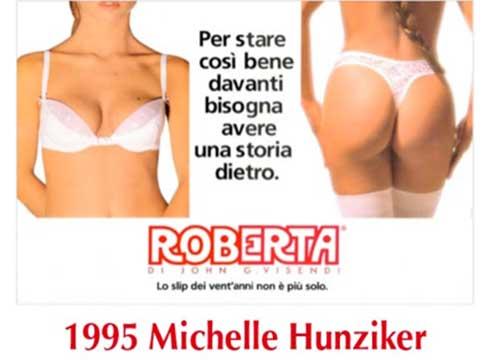43 immagini (dal 1994 a oggi) per i 43 anni di Michelle Hunziker