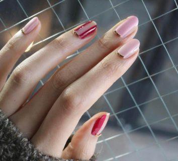 Manicure con il filo di ferro. Una tendenza di cui possiamo fare a meno
