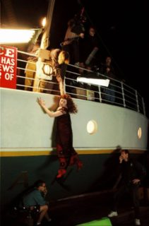 Titanic, 10 fotografie che ci mostrano tutto un altro film