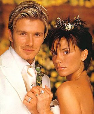 "David Beckham: ""Sapete perché io e Victoria stiamo ancora insieme"""