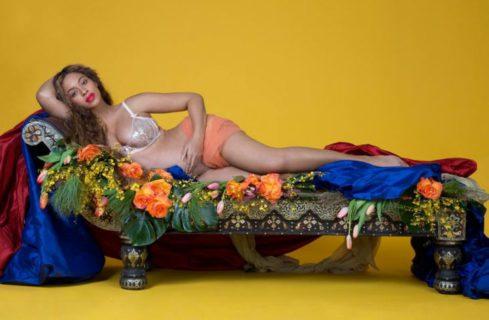 Beyoncé: la prima foto dei gemelli super social come quella dell'annuncio di gravidanza