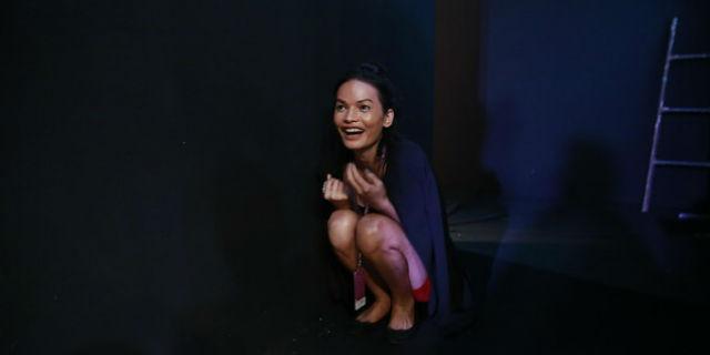 Chi è Anjali, la prima trans a sfilare alla Fashion Week indiana