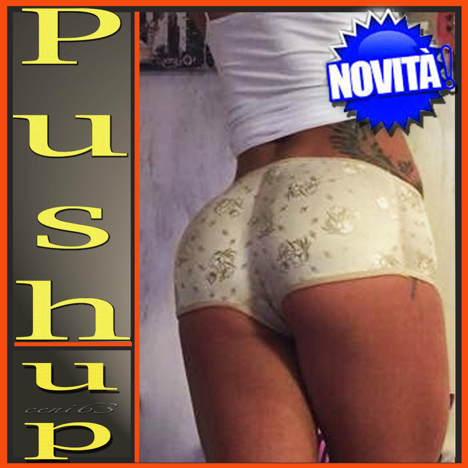 Slip push-up: il trucco c'è ma non si vede