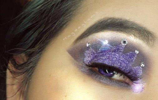 Make up: l'ultima tendenza sono gli occhi da principessa
