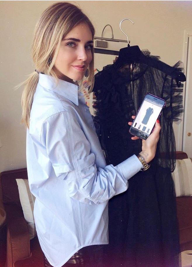 Chiara Ferragni: 10 acconciature facili (e belle) da copiare dal suo account Instagram