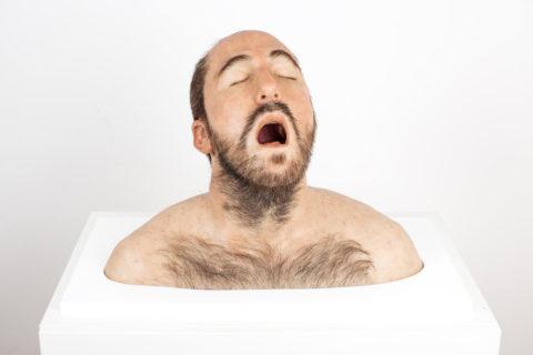 """Scolpisce il suo volto nel momento dell'orgasmo. """"Ecco perché l'ho fatto"""""""