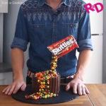 Come preparare una gravity cake, la torta anti-gravità in poche semplici mosse