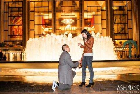 """Questa donna di lavoro fa la """"proposta di matrimonio planner"""""""