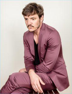 Torna di moda la frangia... per uomo. Parola di VIP