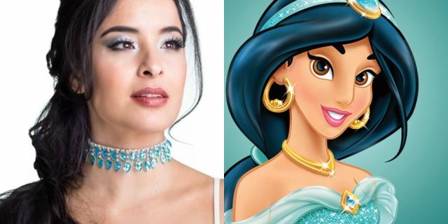 I chocker ispirati alle principesse Disney: a ognuna il suo