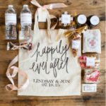 10 idee bellissime per la wedding bag per un matrimonio indimenticabile
