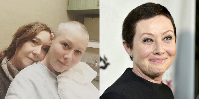 Shannen Doherty: il messaggio di speranza di un tumore combattuto con tutte le forze