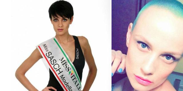 È morta la miss Veronica Sogni, che ha portato il cancro in passerella