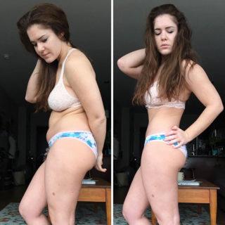 """15 foto che mostrano la bugia delle foto """"prima e dopo la perdita di peso"""""""