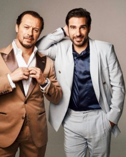"Stefano Accorsi: da ""Du gust is megl che uan"" a sex symbol gentiluomo"