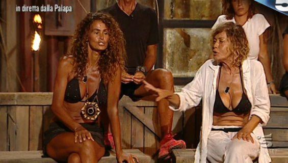 "Isola dei Famosi, Raz Degan: ""Paola ti amo"". Paura (rientrata) per Samantha De Grenet"