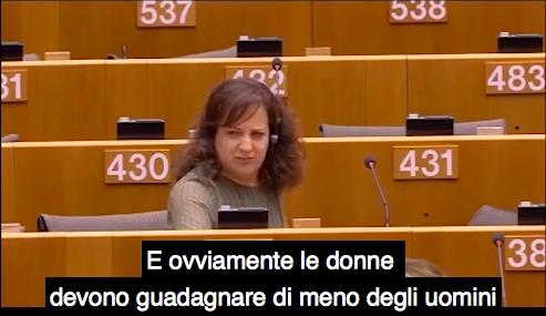 """""""Le donne sono deboli e meno intelligenti: è giusto guadagnino di meno"""" la frase shock dell'Europarlamentare"""