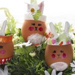 Decoriamo le uova? Tre idee per rendere la vostra Pasqua super divertente!