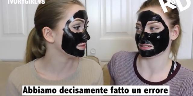Rimuovere la black mask: non è così semplice come pensereste
