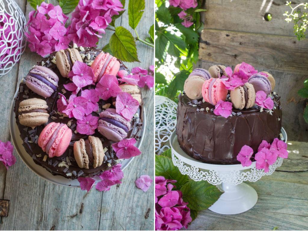 Idee Per Decorare Una Torta decorazioni torte: 20 idee creative e originali! - roba da donne