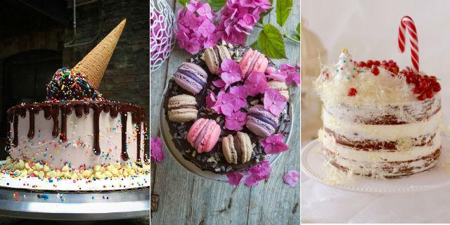 Decorazioni torte: basta cake design, ecco 20 idee semplici e creative