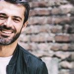 I 41 (meravigliosi) anni di Luca Argentero in 41 scatti