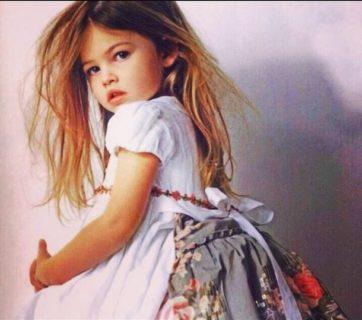 """Era la """"bambina più bella del mondo"""": oggi è la """"ragazza più bella del mondo"""""""