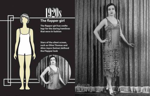 """Com'è cambiato l'ideale di """"corpo perfetto"""" in 100 anni"""