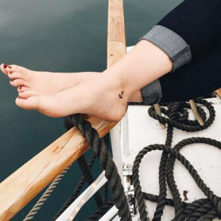 30 tatuaggi alla caviglia super sexy di cui non ti pentirai