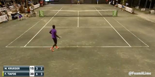 """Torneo """"disturbato"""" da gemiti di piacere: la reazione dei tennisti è inaspettata"""