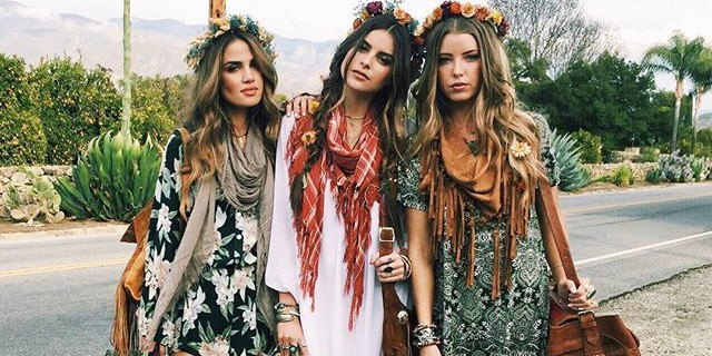 In cerca di un nuovo look per l'estate? Prova il boho chic