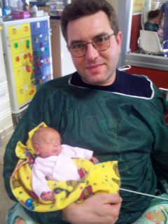 Nascere due volte: Cristina e la doppia nascita dei bambini prematuri