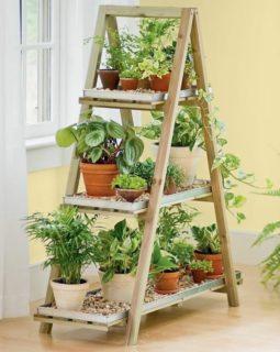15 idee fai da te per costruire un orto verticale