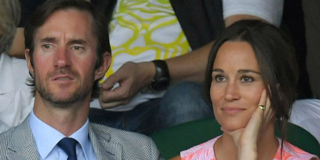 Le nozze di Pippa Middleton: ecco come si sposa la sorella di una principessa