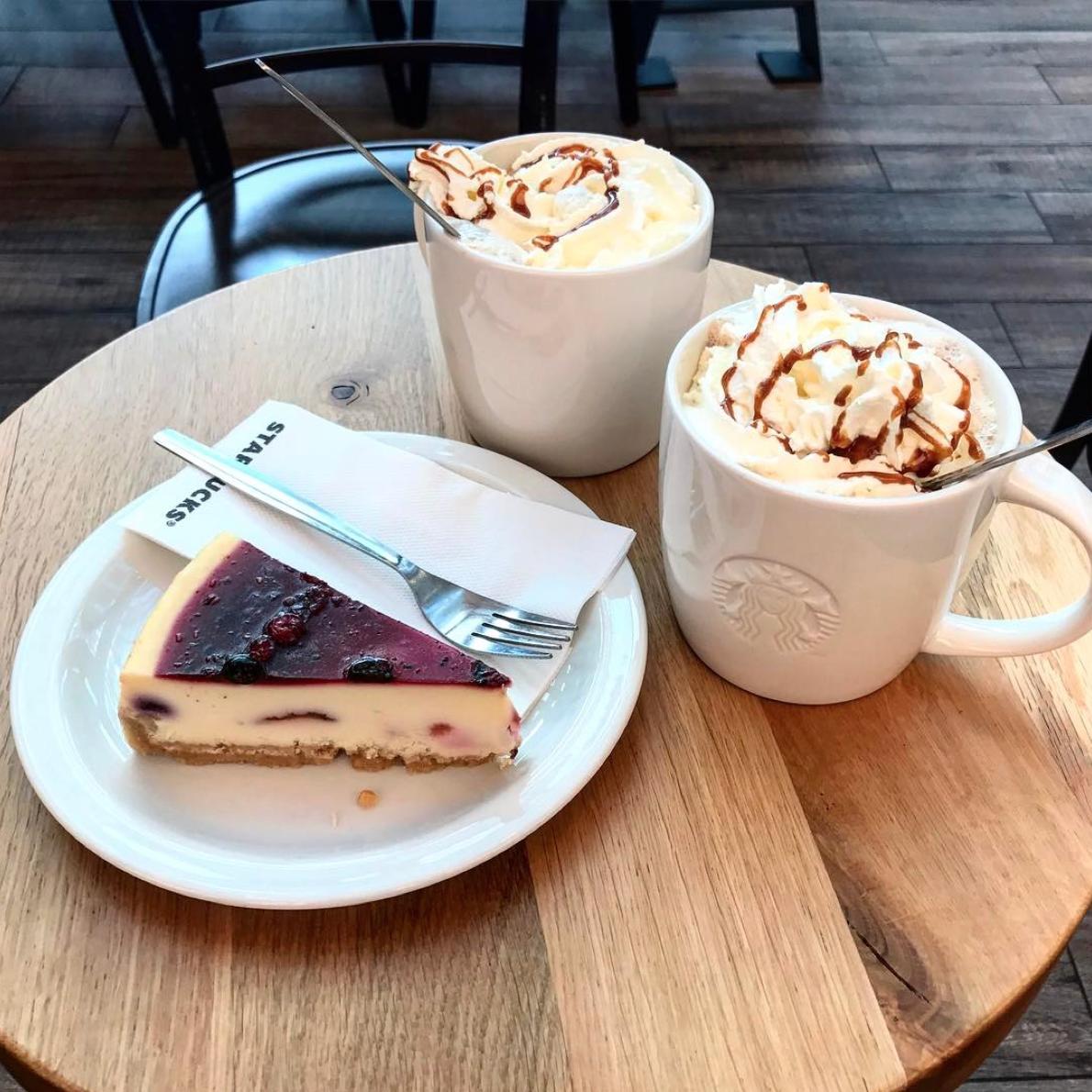 10 specialità locali di Starbucks che vi faranno venire voglia di girare il mondo