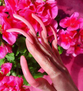 La mia vita da donna con le unghie più lunghe del mondo
