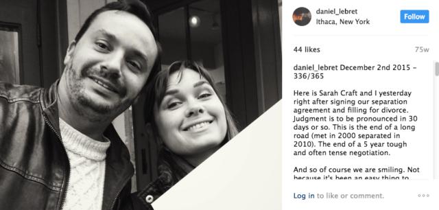 Dirsi addio non è mai stato così... Bello: ecco i #divorceselfie di 13 coppie