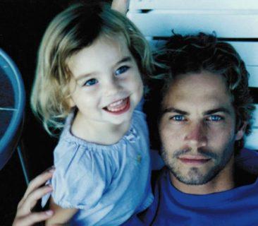 La bambina di Paul Walker è diventata grande e... bella come papà