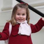 Charlotte, la piccola principessa cresce e somiglia sempre più alla bisnonna