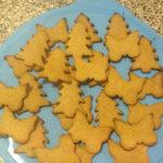 La merenda sana: biscotti integrali al miele
