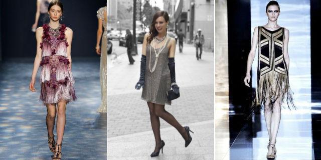 Il fascino contemporaneo dei vestiti anni '20