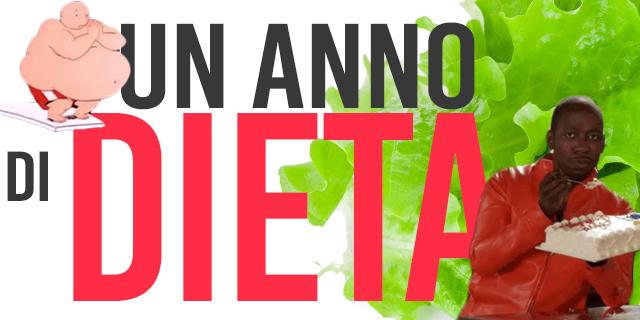 12 mesi di buoni propositi e tentazioni che solo una ragazza a dieta può capire