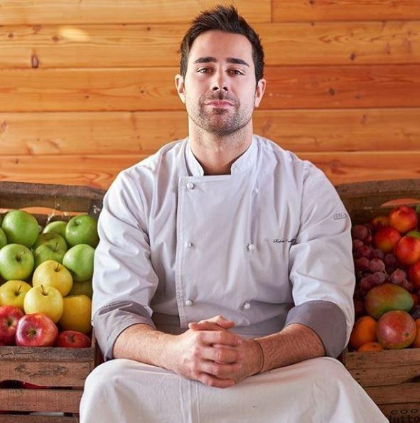 Simone Rugiati e la carica dei sexy chef