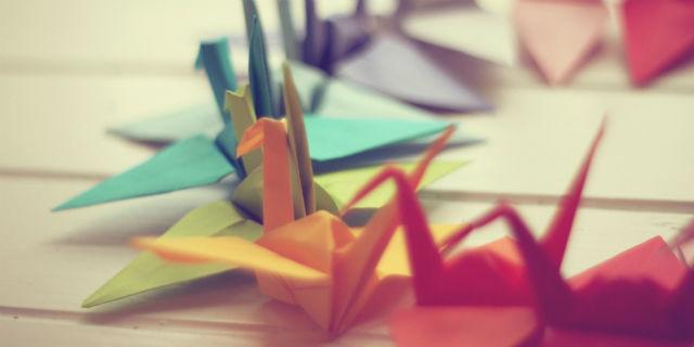 Origami semplici: impara l'arte magica di ritrovare la pace con la carta